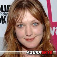 Azura Skye  Actrice