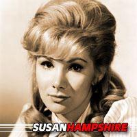Susan Hampshire  Actrice
