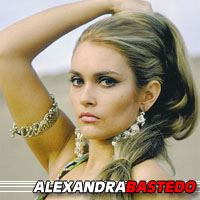 Alexandra Bastedo  Actrice