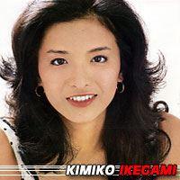 Kimiko Ikegami  Actrice