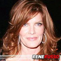 Rene Russo  Actrice