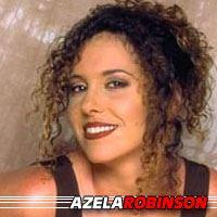 Azela Robinson  Actrice