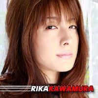 Rika Kawamura  Actrice