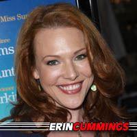 Erin Cummings  Actrice