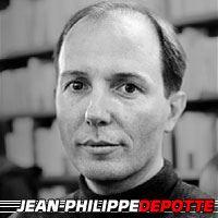 Jean-Philippe Depotte  Auteur