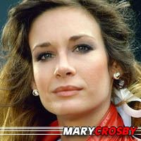 Mary Crosby  Actrice
