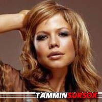 Tammin Sursok  Actrice