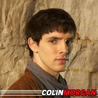 Colin Morgan  Acteur
