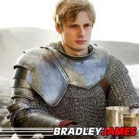 Bradley James  Acteur