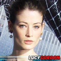 Lucy Gordon  Actrice