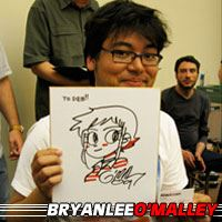 Bryan Lee O'Malley  Scénariste, Dessinateur