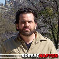 Robert Napton  Scénariste