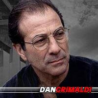 Dan Grimaldi  Acteur
