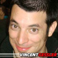 Vincent Gessler  Auteur