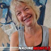 Nadine Monfils  Auteure