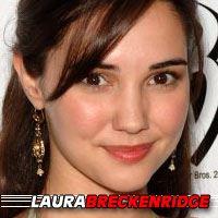 Laura Breckenridge  Actrice