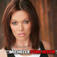 Michelle Tomlinson  Actrice