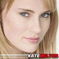 Kate Melton  Actrice