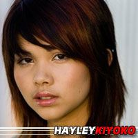 Hayley Kiyoko  Actrice