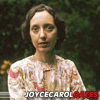 Joyce Carol Oates  Auteure