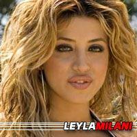 Leyla Milani  Actrice