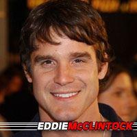 Eddie McClintock  Acteur