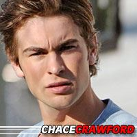 Chace Crawford  Acteur