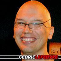 Cédric Lefebvre  Concepteur