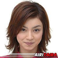 Airi Taira  Actrice