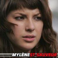 Mylène St-Sauveur  Actrice