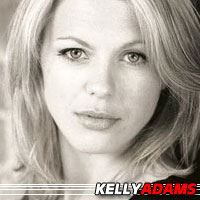 Kelly Adams  Actrice