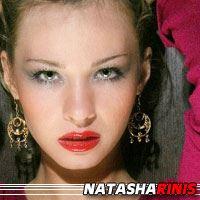 Natasha Rinis  Actrice