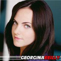 Georgina Reilly  Actrice