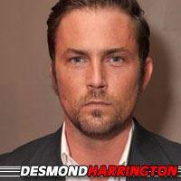 Desmond Harrington  Acteur