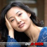 Ji-won Do  Actrice