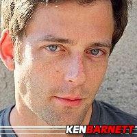 Ken Barnett  Acteur