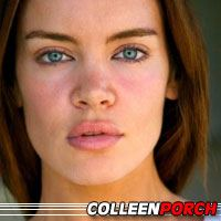 Colleen Porch  Actrice