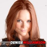Denise Williamson  Actrice