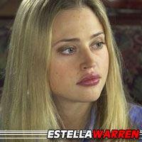 Estella Warren  Actrice