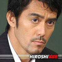 Hiroshi Abe  Acteur