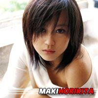 Maki Horikita  Actrice