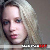 Marysia Kay  Actrice