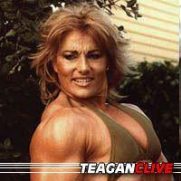 Teagan Clive