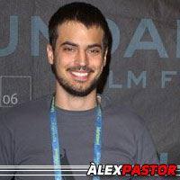 Àlex Pastor  Réalisateur, Scénariste