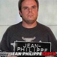 Jean-Philippe Certa  Scénariste