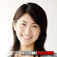 Hitomi Hasebe  Actrice