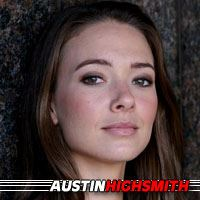 Austin Highsmith  Actrice