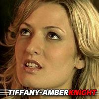 Tiffany Amber Knight  Actrice