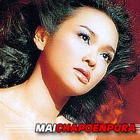 Mai Charoenpura  Actrice