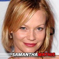Samantha Mathis  Actrice